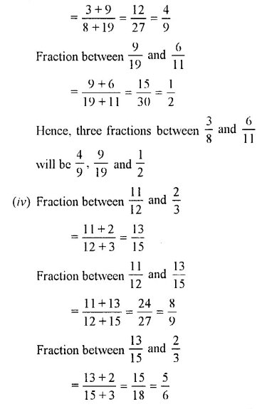 Selina Concise Mathematics Class 7 ICSE Solutions Chapter 3 Fractions (Including Problems) Ex 3B 26