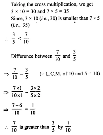 Selina Concise Mathematics Class 7 ICSE Solutions Chapter 3 Fractions (Including Problems) Ex 3C 45