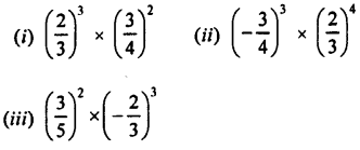 Selina Concise Mathematics Class 7 ICSE Solutions Chapter 5 Exponents (Including Laws of Exponents) Ex 5A Q4