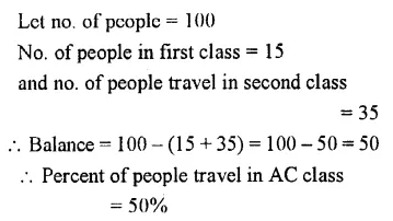 Selina Concise Mathematics Class 7 ICSE Solutions Chapter 7 Percent and Percentage Ex 8B 18