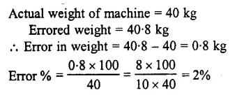 Selina Concise Mathematics Class 7 ICSE Solutions Chapter 7 Percent and Percentage Ex 8C 40