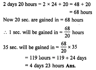 Selina Concise Mathematics Class 7 ICSE Solutions Chapter 7 Unitary Method (Including Time and Work) Ex 7B 23