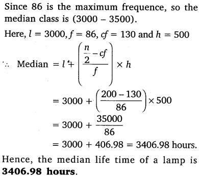 NCERT Solutions for Class 10 Maths Chapter 14 Statistics 51