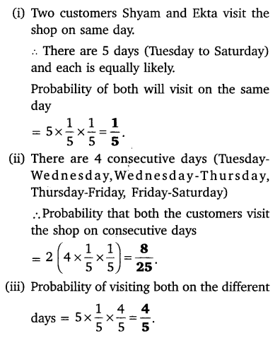 NCERT Solutions for Class 10 Maths Chapter 15 Probability 23