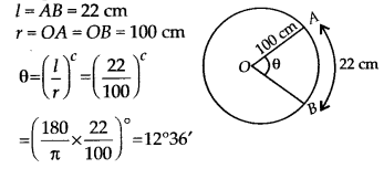 NCERT Solutions for Class 11 Maths Chapter 3 Trigonometric Functions Ex 3.1 3