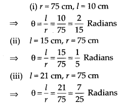 NCERT Solutions for Class 11 Maths Chapter 3 Trigonometric Functions Ex 3.1 6