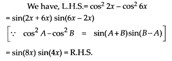 NCERT Solutions for Class 11 Maths Chapter 3 Trigonometric Functions Ex 3.3 13
