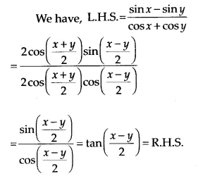 NCERT Solutions for Class 11 Maths Chapter 3 Trigonometric Functions Ex 3.3 18