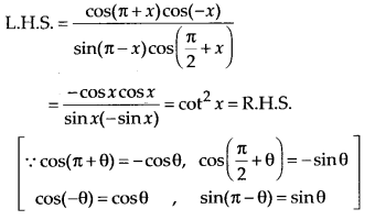 NCERT Solutions for Class 11 Maths Chapter 3 Trigonometric Functions Ex 3.3 8