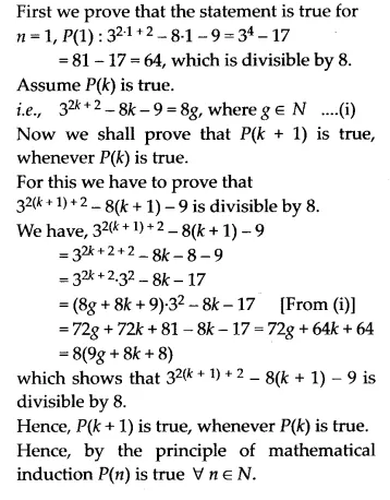 NCERT Solutions for Class 11 Maths Chapter 4 Principle of Mathematical Induction 42