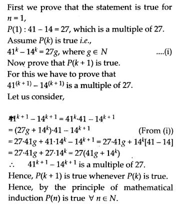 NCERT Solutions for Class 11 Maths Chapter 4 Principle of Mathematical Induction 43