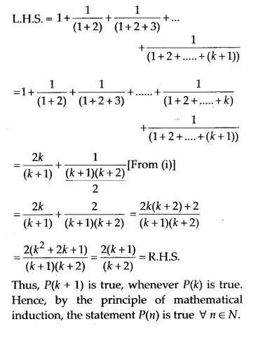 NCERT Solutions for Class 11 Maths Chapter 4 Principle of Mathematical Induction 6