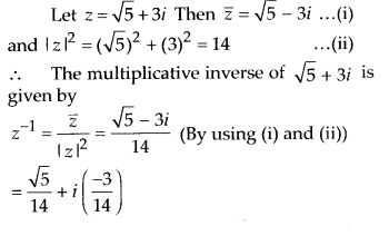 NCERT Solutions for Class 11 Maths Chapter 5 Complex Numbers and Quadratic Equations Ex 5.1 8