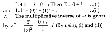 NCERT Solutions for Class 11 Maths Chapter 5 Complex Numbers and Quadratic Equations Ex 5.1 9