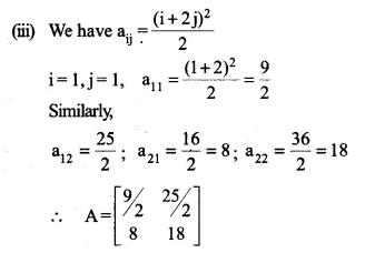 NCERT Solutions for Class 12 Maths Chapter 3 Matrices Ex 3.1 Q4.2