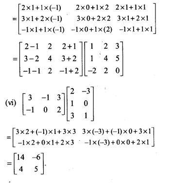 NCERT Solutions for Class 12 Maths Chapter 3 Matrices Ex 3.2 Q3.2