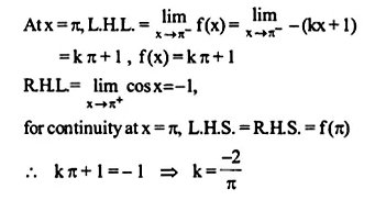 NCERT Solutions for Class 12 Maths Chapter 5 Continuity and Differentiability Ex 5.1 Q28.1