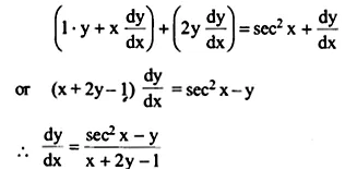 NCERT Solutions for Class 12 Maths Chapter 5 Continuity and Differentiability Ex 5.3 Q4.1