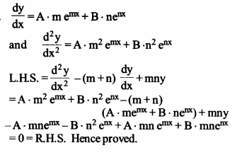 NCERT Solutions for Class 12 Maths Chapter 5 Continuity and Differentiability Ex 5.7 Q14.1
