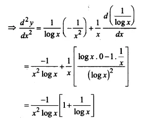 NCERT Solutions for Class 12 Maths Chapter 5 Continuity and Differentiability Ex 5.7 Q9.1