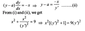 NCERT Solutions for Class 12 Maths Chapter 9 Differential Equations Ex 9.3 Q10.1