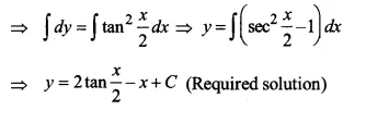 NCERT Solutions for Class 12 Maths Chapter 9 Differential Equations Ex 9.4 Q1.1