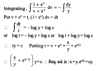 NCERT Solutions for Class 12 Maths Chapter 9 Differential Equations Ex 9.5 Q10.2