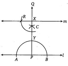 NCERT Solutions for Class 7 Maths Chapter 10 Practical Geometry 2