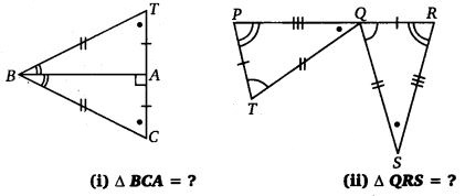 NCERT Solutions for Class 7 Maths Chapter 7 Congruence of Triangles 13