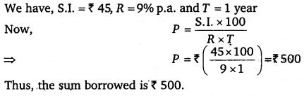 NCERT Solutions for Class 7 Maths Chapter 8 Comparing Quantities 22