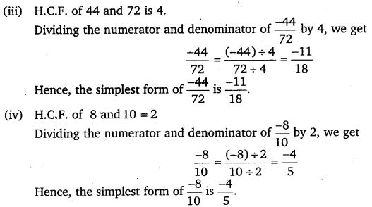 NCERT Solutions for Class 7 Maths Chapter 9 Rational Numbers 18