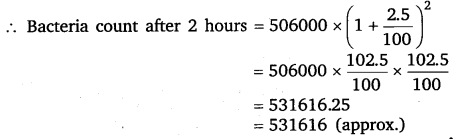 NCERT Solutions for Class 8 Maths Chapter 8 Comparing Quantities 23