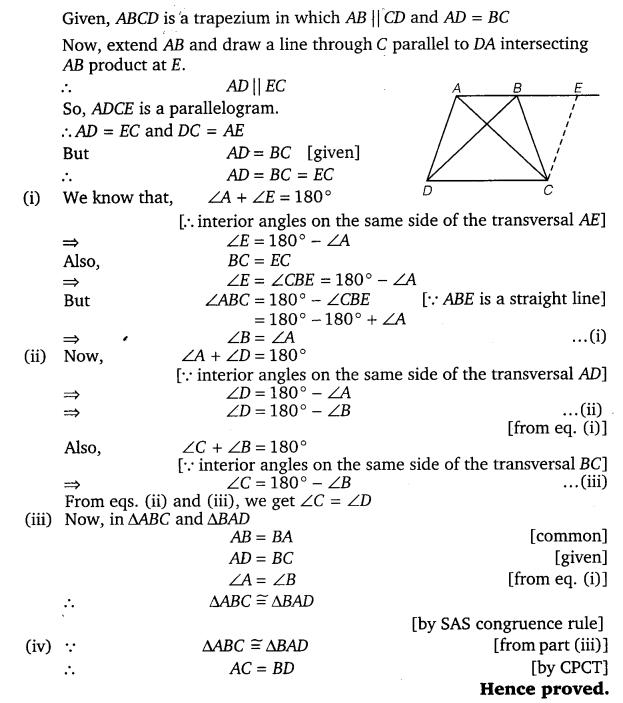 NCERT Solutions for Class 9 Maths Chapter 8 Quadrilaterals Ex 8.1.14