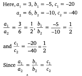 vedantu class 10 maths Chapter 3 Pair of Linear Equations in Two Variables e5 4