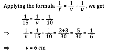 NCERT Solutions for Class 10 Science Chapter 10 Light Reflection and Refraction 9