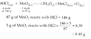 NCERT Solutions for Class 11 Chemistry Chapter 1 Some Basic Concepts of Chemistry 28