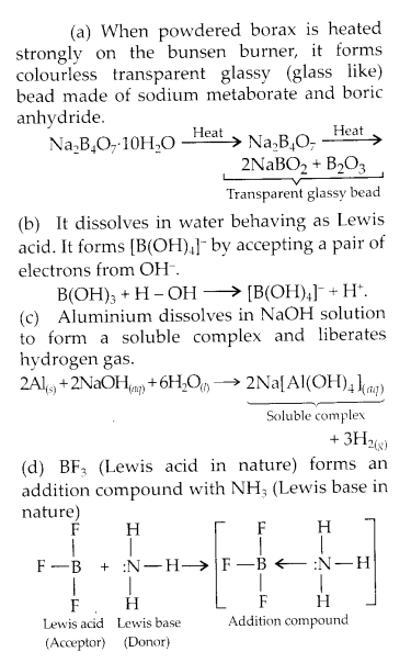 NCERT Solutions for Class 11 Chemistry Chapter 11 The p Block Elements 18