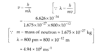 NCERT Solutions for Class 11 Chemistry Chapter 2 Structure of Atom 54