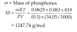 NCERT Solutions for Class 11 Chemistry Chapter 5 States of Matter 10