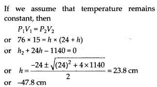 NCERT Solutions for Class 11 Physics Chapter 13 Kinetic Theory 13