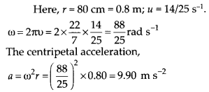 NCERT Solutions for Class 11 Physics Chapter 4 Motion in a Plane 21