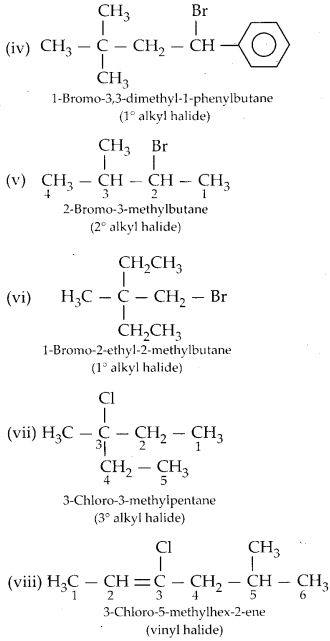 NCERT Solutions for Class 12 Chemistry Chapter 10 Haloalkanes and Haloarenes 18