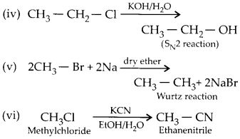 NCERT Solutions for Class 12 Chemistry Chapter 10 Haloalkanes and Haloarenes 62