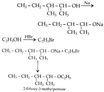 NCERT Solutions for Class 12 Chemistry Chapter 11 Alcohols, Phenols and Ehers 14