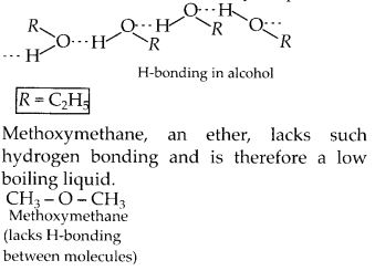 NCERT Solutions for Class 12 Chemistry Chapter 11 Alcohols, Phenols and Ehers 50