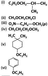 NCERT Solutions for Class 12 Chemistry Chapter 11 Alcohols, Phenols and Ehers 51