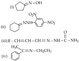 NCERT Solutions for Class 12 Chemistry Chapter 12 Aldehydes, Ketones and Carboxylic Acids 5