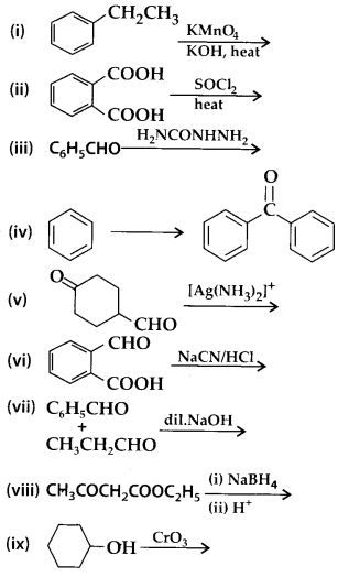 NCERT Solutions for Class 12 Chemistry Chapter 12 Aldehydes, Ketones and Carboxylic Acids 53