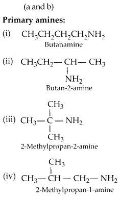 NCERT Solutions for Class 12 Chemistry Chapter 13 Amines 2