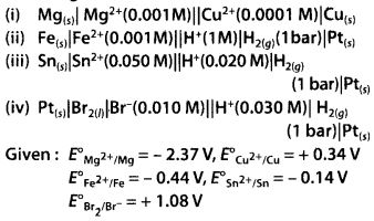 NCERT Solutions for Class 12 Chemistry Chapter 3 Electrochemistry 18